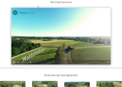 Panorama Ansicht